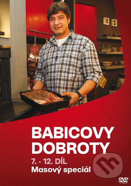 Babicovy dobroty DVD