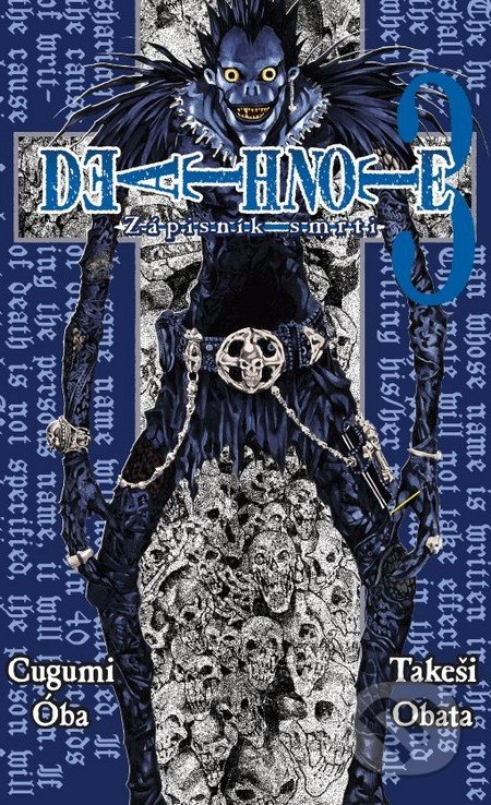 Death Note 3 - Zápisník smrti - Cugumi Óba