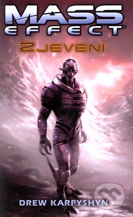 Mass Effect: Zjevení - Drew Karpyshyn