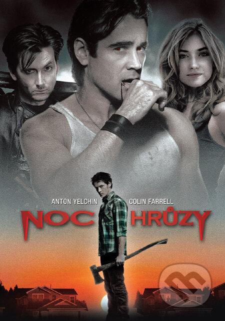 Noc hrůzy DVD