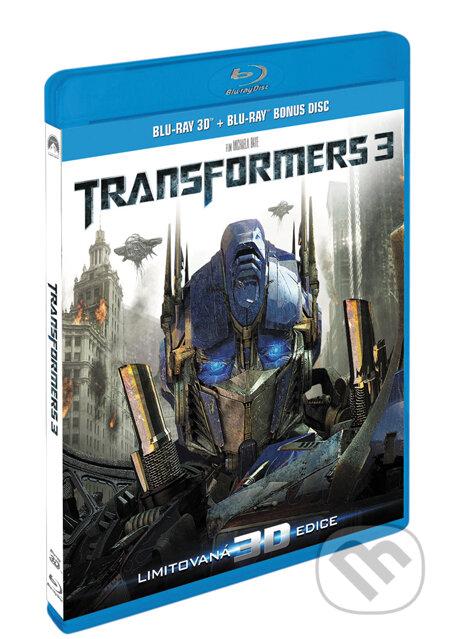 Transformers 3 (3D + 2D) BLU-RAY