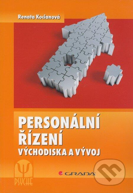 Personální řízení - Renata Kocianová