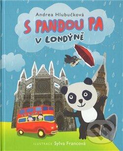 S Pandou Pa v Londýně - Andrea Hlubučková