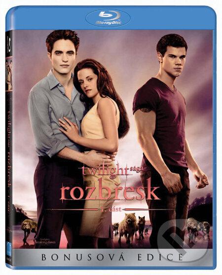 Twilight sága: Úsvit - 1. časť BLU-RAY