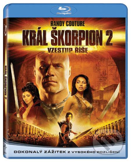Král Škorpión: Vzestup Říše BLU-RAY