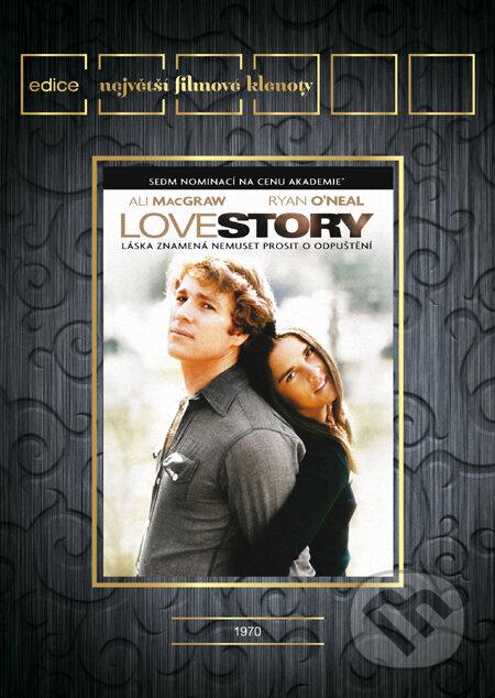 Love story - Filmové klenoty DVD