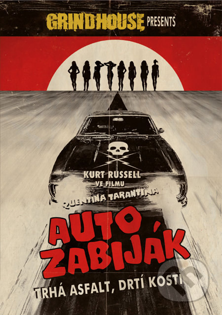 Auto zabiják DVD