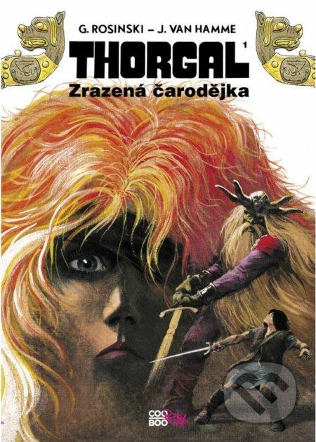 Thorgal: Zrazená čarodějka - Grzegorz Rosiński, Jean Van Hamme