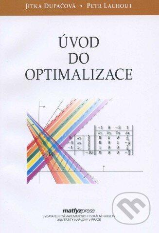 Úvod do optimalizace - Náhled učebnice
