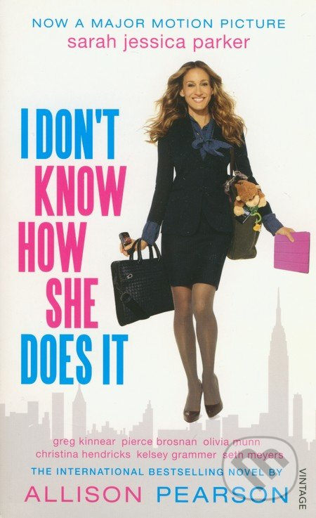 I Don\'t Know How She Does it - Allison Pearson