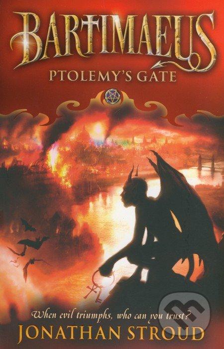 Ptolemy\'s Gate - Jonathan Stroud
