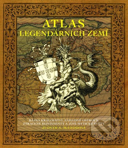 Atlas legendárních zemí - Judyth Leodová