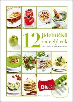 Velký dietní plán - Petra Lamschová, Jana Vašáková