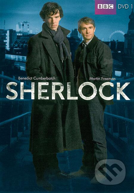 Sherlock I. DVD