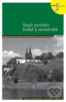 Staré pověsti české a moravské - Lída Holá