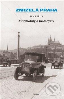 Automobily a motocykly - Jan Králík