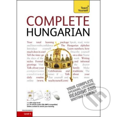 Teach Yourself Complete Hungarian - Zsuzsa Pontifex