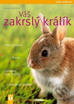 Váš zakrslý králík - Monika Wegler