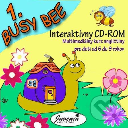 Busy Bee 1: Interaktívny CD-ROM -