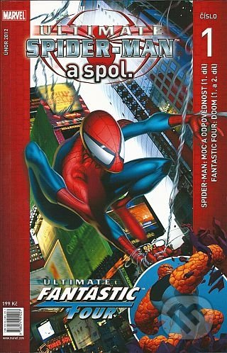 Ultimate Spider-Man a spol. 1 -