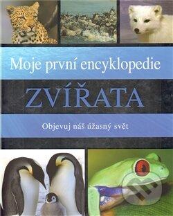 Moje první encyklopedie – Zvířata -