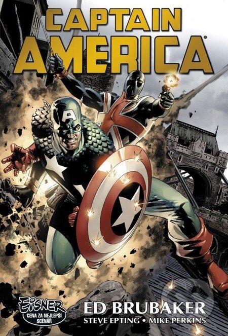 Captain America omnibus 2 - Steve Epting, Mike Perkins