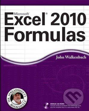 Excel 2010 Formulas - John Walkenbach