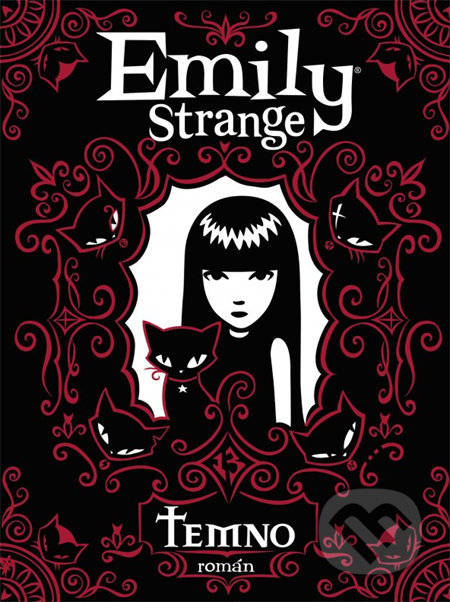 Emily Strange - Temno - Jessica Gruner, Rob Reger