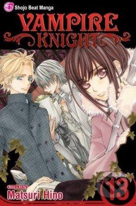 Vampire Knight 13 - Matsuri Hino