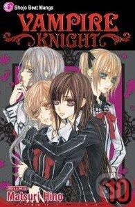 Vampire Knight 10 -