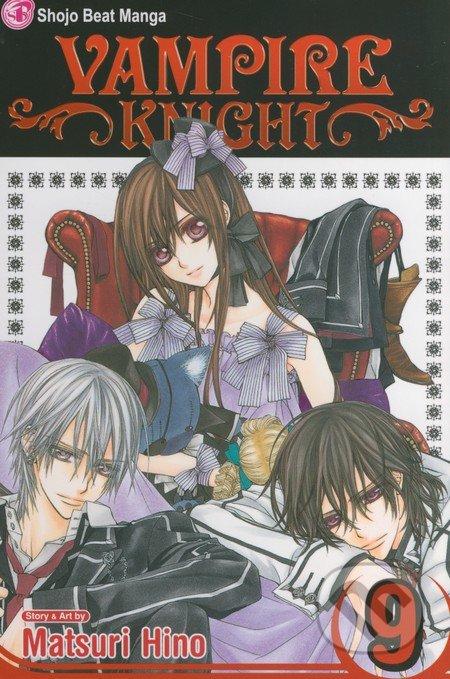Vampire Knight 9 - Matsuri Hino