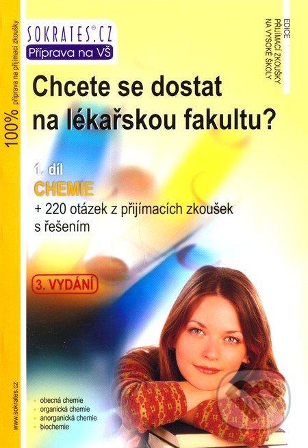 Chcete se dostat na lékařskou fakultu? 1. díl (Chemie) -