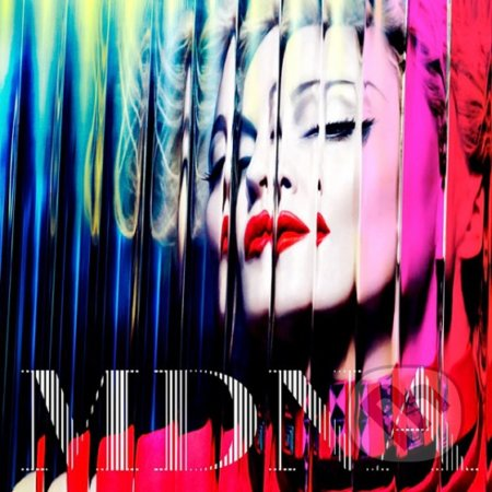 Madonna: MDNA (Deluxe Edition) - Madonna