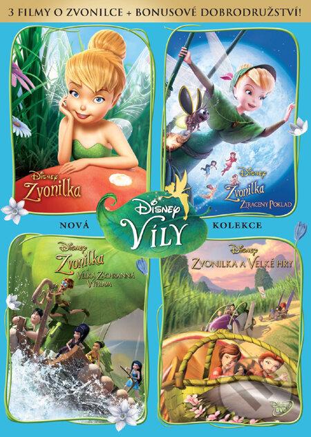 Zvonilka - Kolekce DVD
