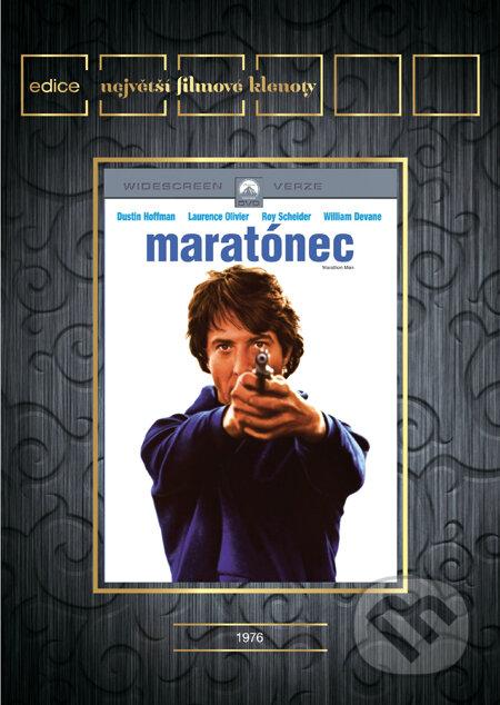 Maratónec DVD