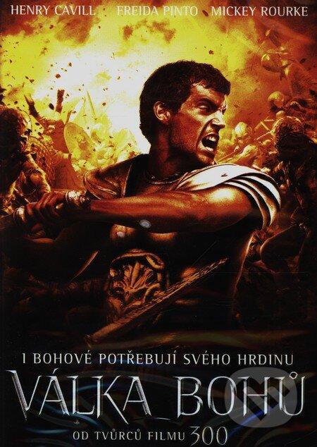 Vojna bohov DVD