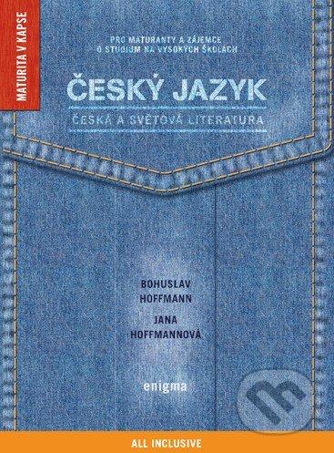 Český jazyk - Bohuslav Hoffmann, Jana Hoffmannová