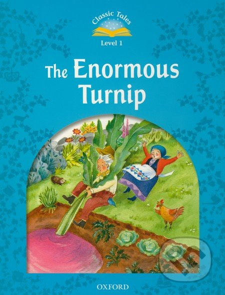 Oxford University Press The Enormous Turnip - Sue Arengo