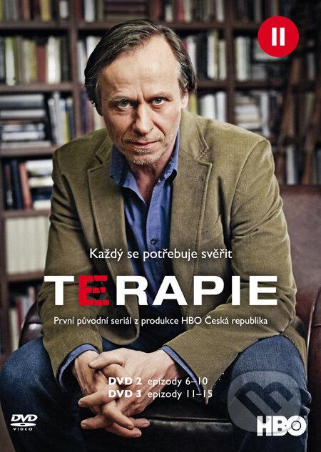 Terapie II. DVD