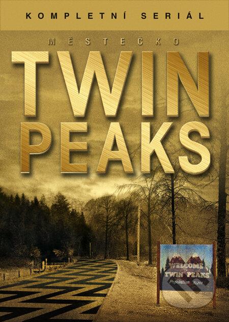 Městečko Twin Peaks: kompletní seriál DVD
