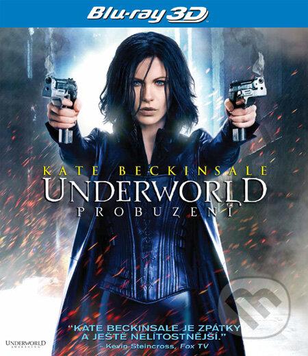 Underworld: Probuzení (3D) BLU-RAY