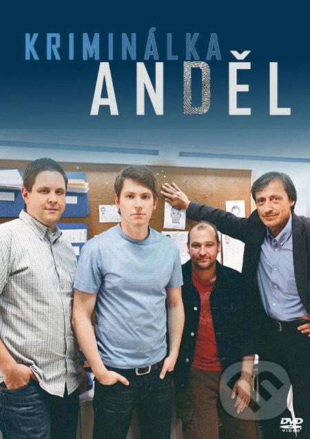 Kriminálka Anděl DVD