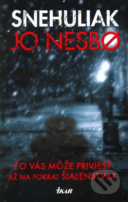 Snehuliak - Jo Nesbo