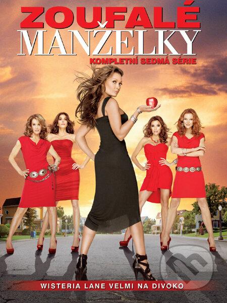 Zoufalé manželky 7. série DVD