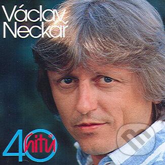 Václav Neckař: 40 hitů - Václav Neckář