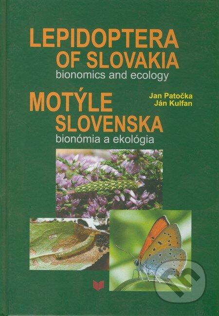 Motýle Slovenska / Lepidoptera of Slovakia - Jan Patočka, Ján Kulfan