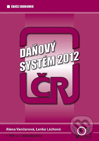 Daňový systém ČR 2012+3 cvičebnice +CD - Náhled učebnice