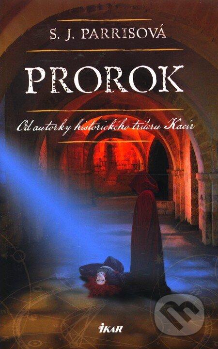 Prorok - S.J. Parris