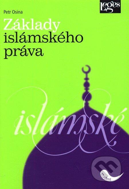 Základy islámského práva - Petr Osina