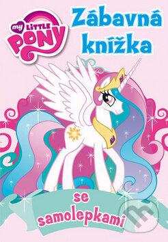 My Little Ponny: Zábavná knížka -